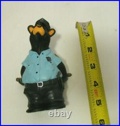 2006 Big Sky Bearfoots Police Officer Policeman Bear