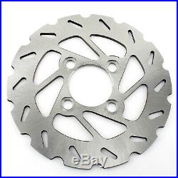 ATV Front Brake Discs Rotors For Yamaha YFM 350 Wolverine YFM 400 Big Bear 00-06
