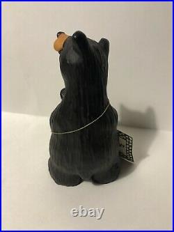 BEARFOOTS Sher Bear By Montana Artist Jeff Fleming Big Sky Carvers Bear Foots