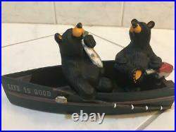 BIG SKY CARVERSJEFF FLEMING BEARFOOTS S. S. Goodlife Retired, Numbered