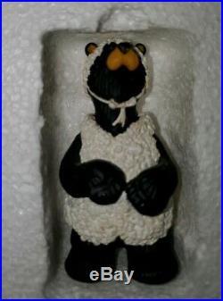 BIG SKY CARVERS Beartivity II, Excellent Bear Figurines Nativity 6 Pcs BEARFOOTS