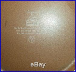 BIG SKY CARVERS Large Three Bears Platter 151/2 Round