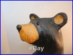 BIG SKY CARVERS WOOD BEAR 20 Jeff Fleming NICE