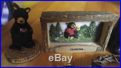 BIg Sky Carvers Jeff Fleming Bearfoots Lot Bundle Bear Figurines