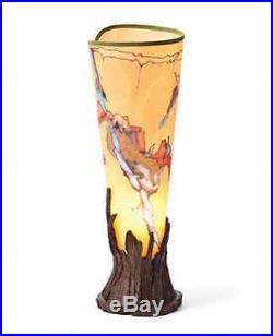 Bear, Torchiere Lamp, Big Sky Carvers, Demdaco Artist Judy Kreitinger