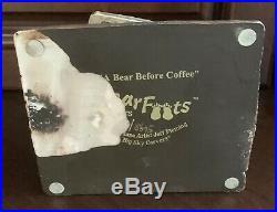 Bearfoots Bear Before Coffee Big Sky Carvers Jeff Fleming (Read)