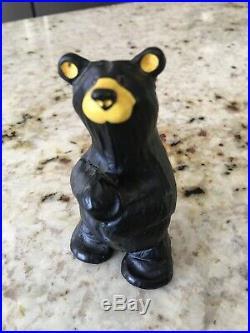 Bearfoots Bears Jeff Fleming Big Sky Carvers Boyd Bear