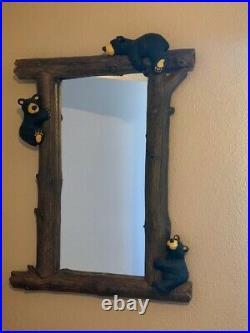 Bearfoots Big Sky Carvers At a Glance Mirror Jeff Fleming