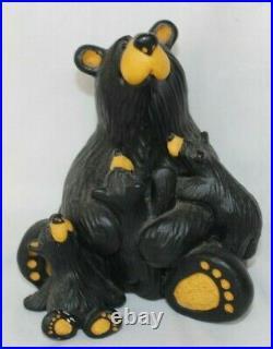 Bearfoots By Jeff Fleming Big Sky Carvers, Mama's Home