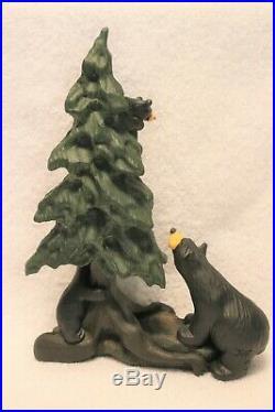 Bearfoots Figure Big Sky Carvers original box NEW Family Affair 50360