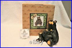 Bearfoots Figure Big Sky Carvers original box NEW Momma's Home 50373