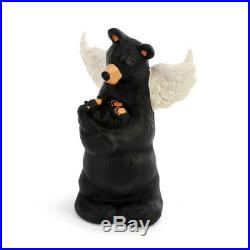 Bearfoots Little Angel Bear Jeff Fleming Big Sky Carvers Love baby cub