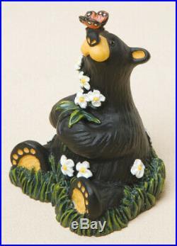 Bearfoots Rachel mini figurine Jeff Fleming Big Sky Carvers Demdaco