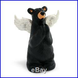 Bearfoots new design, Prayer Angel Bear Jeff Fleming Big Sky Carvers Holiday