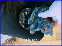 Beautiful Marc Pierce Big Sky Cavers Grizzly Bear Statue With Free Shipping