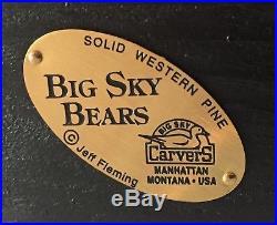 Big Sky Bears Bonnie Bear