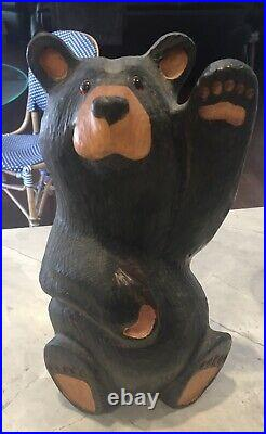 Big Sky Carver Bear Mikey Wood Jeff Fleming