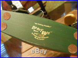 Big Sky Carvers BEARFOOTS BF Fishin Buddie Bear Collection Jeff Fleming