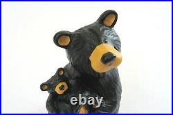 Big Sky Carvers BEARFOOTS Sher Bear Black Bear Collection Jeff Fleming