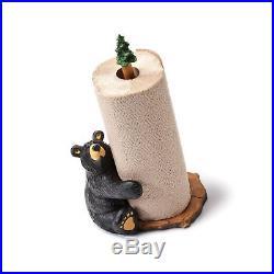 Big Sky Carvers BF Brawnie Bruin Paper Towel Holder