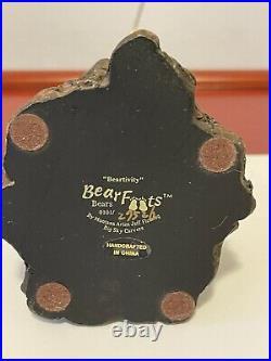 Big Sky Carvers Bear Foot Beartivity Jeff Fleming