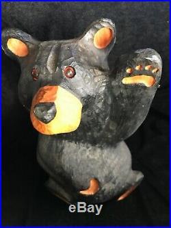 Big Sky Carvers Bearfoot Bear