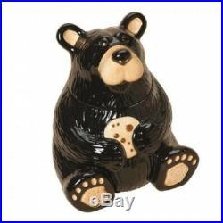 Big Sky Carvers Bearfoots Bear Cookie Jar. DEMDACO. Huge Saving