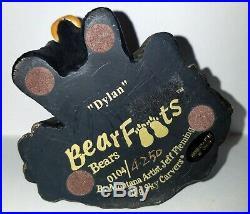 Big Sky Carvers Bearfoots Bears Dylan Cabin Decor Jeff Fleming 3 in