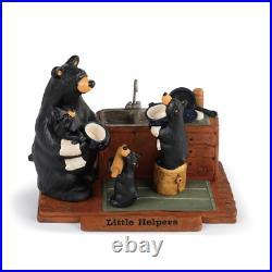 Big Sky Carvers Bearfoots Bears Little Helpers