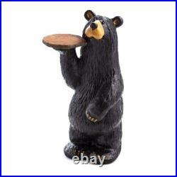 Big Sky Carvers Bearfoots Bears Waiter Bear Grand