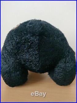 Big Sky Carvers Bearfoots Black Bear Plush Stuffed Animal