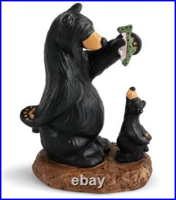 Big Sky Carvers Bearfoots Little Beggar Figurine New January 2019