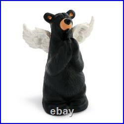 Big Sky Carvers Bearfoots Prayer Angel Bear New for 2020