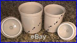 Big Sky Carvers Bearfoots Tabletop Bear Canisters & Coffee Mug Cup Jeff Fleming