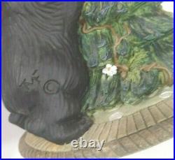 Big Sky Carvers Bearfoots Tree Trimming Figurine LTD Ed Jeff Fleming 0101/4274