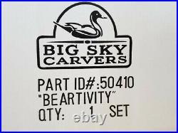 Big Sky Carvers- Beartivity # 50410
