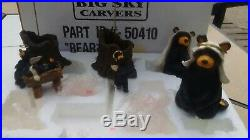 Big Sky Carvers Beartivity I Nativity Bears Excellent Beartivity 1