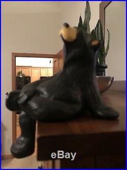 Big sky carvers bearfoot bears