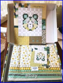 Brand New The Bear Kit featuring Big Sky by Annie Brady for Moda Fabrics