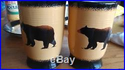 Brushwerks Stones are By Big Sky Carvers Bear Coffee Cups