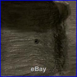 Gently Used Big Sky Carvers Solid Wood Toilet Paper Bear John Jeff Flemming