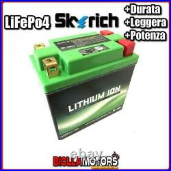 HJTX14AHQ-FP BATTERIA LITIO YTX14AH-BS YAMAHA YFM35FW Big Bear 4WD 350 1998- SKY