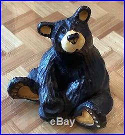 Jeff Fleming Bearfoots Bear BART Big Sky Carvers