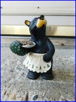 Jeff Fleming Big Sky Carvers Bearfoots Cookie Baking Cookies